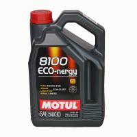 Масло моторное Motul 8100 ECO-nergy 5w-30 ( 5 L)