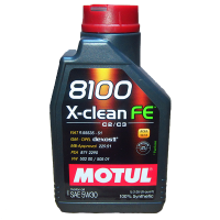 Масло моторное Motul 8100 X-clean FE 5w-30 100% Synth. ( 1 L)