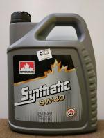 Масло моторное PETRO-CANADA EUROPE SYNTHETIC 5W-40