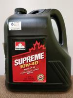 Масло моторное PETRO-CANADA SUPREME 10W-40